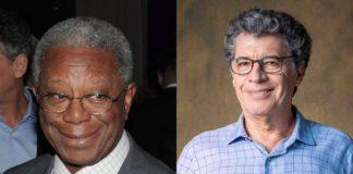 Milton Gonçalves e Paulo Betti | Foto: Reprodução